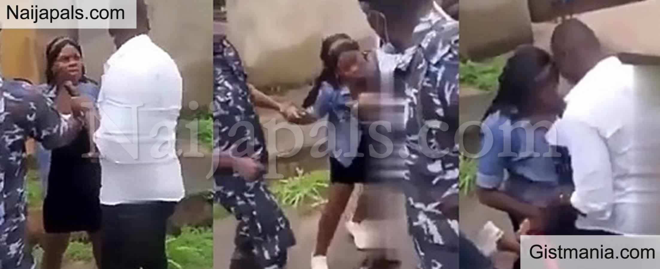 <img alt='.' class='lazyload' data-src='https://img.gistmania.com/emot/video.gif' /> Public Proposal Almost Went Wrong As <b>Man Involves SARS Officer To Propose to Girlfriend</b> (VID)