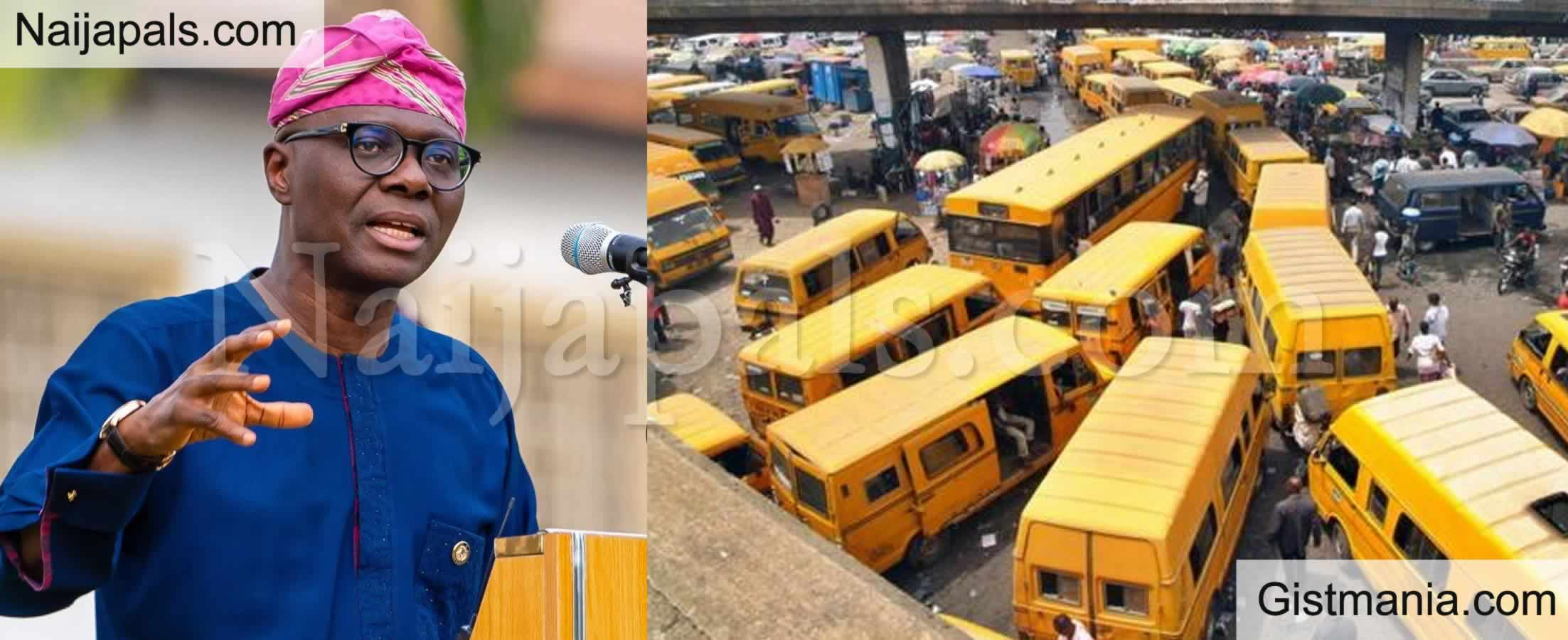 <img alt='.' class='lazyload' data-src='https://img.gistmania.com/emot/comment.gif' /> <b>Governor Sanwo-Olu Reiterates That Danfo Buses Will Not Be Banned From Lagos State</b>