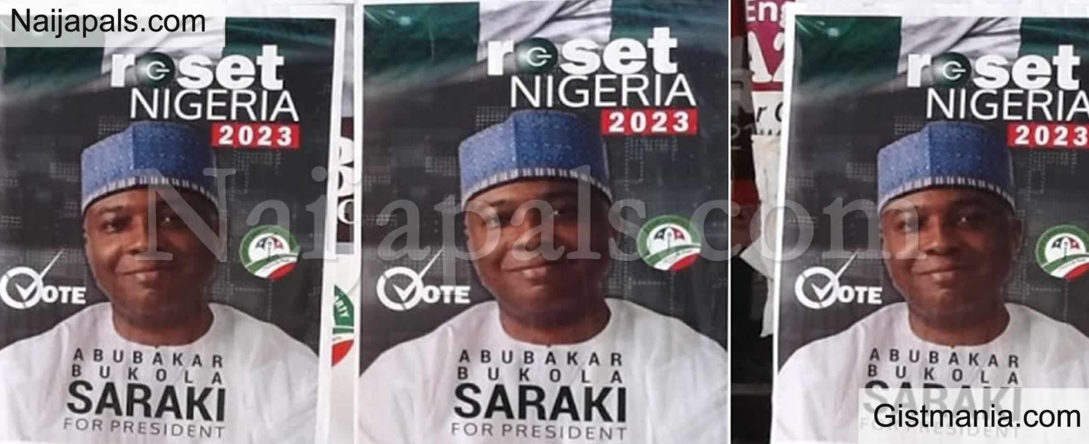 <img alt='.' class='lazyload' data-src='https://img.gistmania.com/emot/comment.gif' /> <b>Former Senate President Saraki's 2023 Campaign Posters Flood Abuja</b>