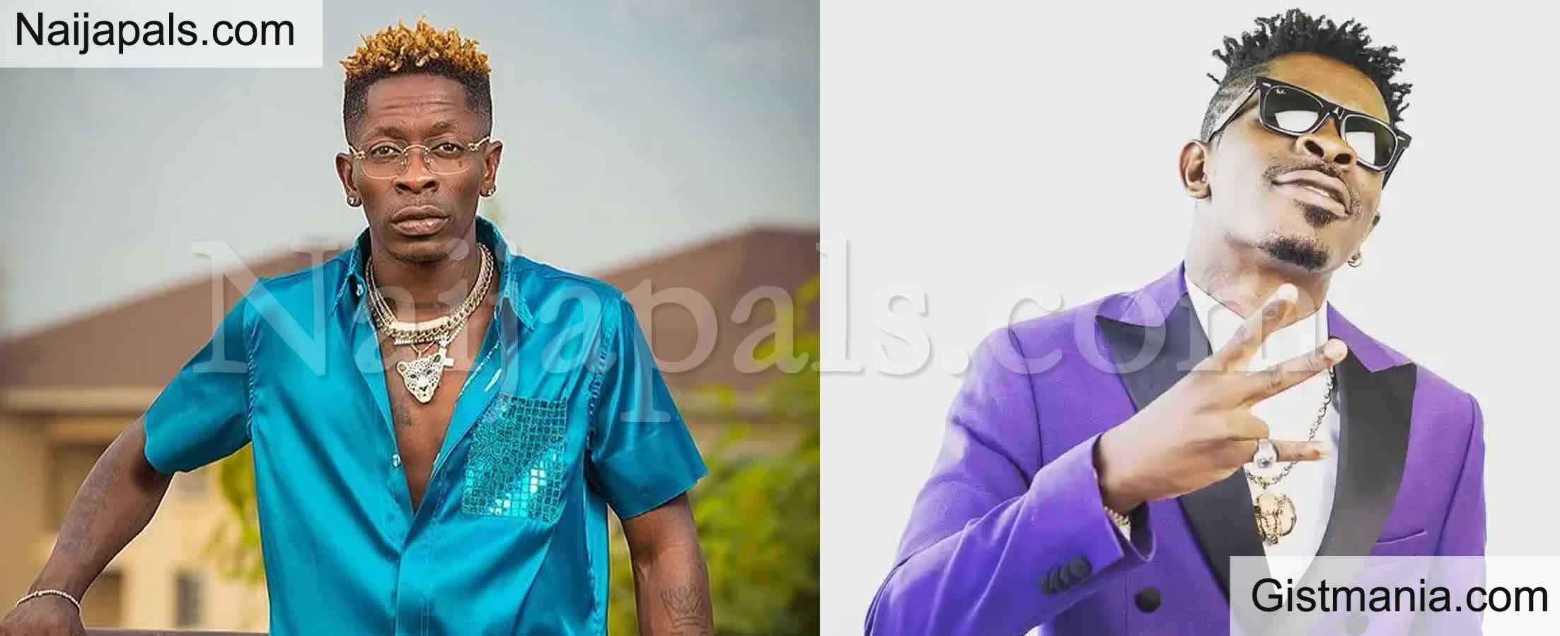 <img alt='.' class='lazyload' data-src='https://img.gistmania.com/emot/comment.gif' /><b>'My Life Is In Danger And I'm On The Run' – Shatta Wale Speaks After Being Allegedly Shot</b>