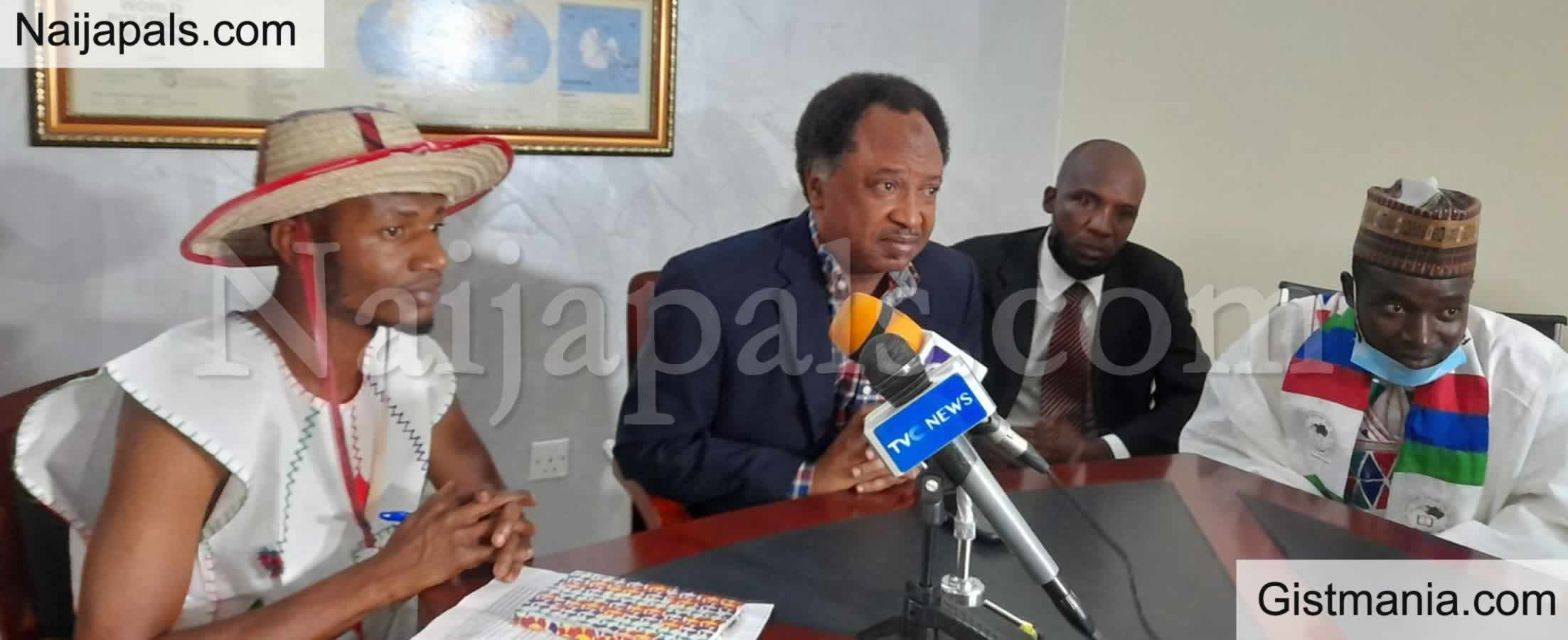 <img alt='.' class='lazyload' data-src='https://img.gistmania.com/emot/comment.gif' /> <b>Rid Yourselves Of Bad Elements - Former Senator, Shehu Sani Tells Fulani</b>