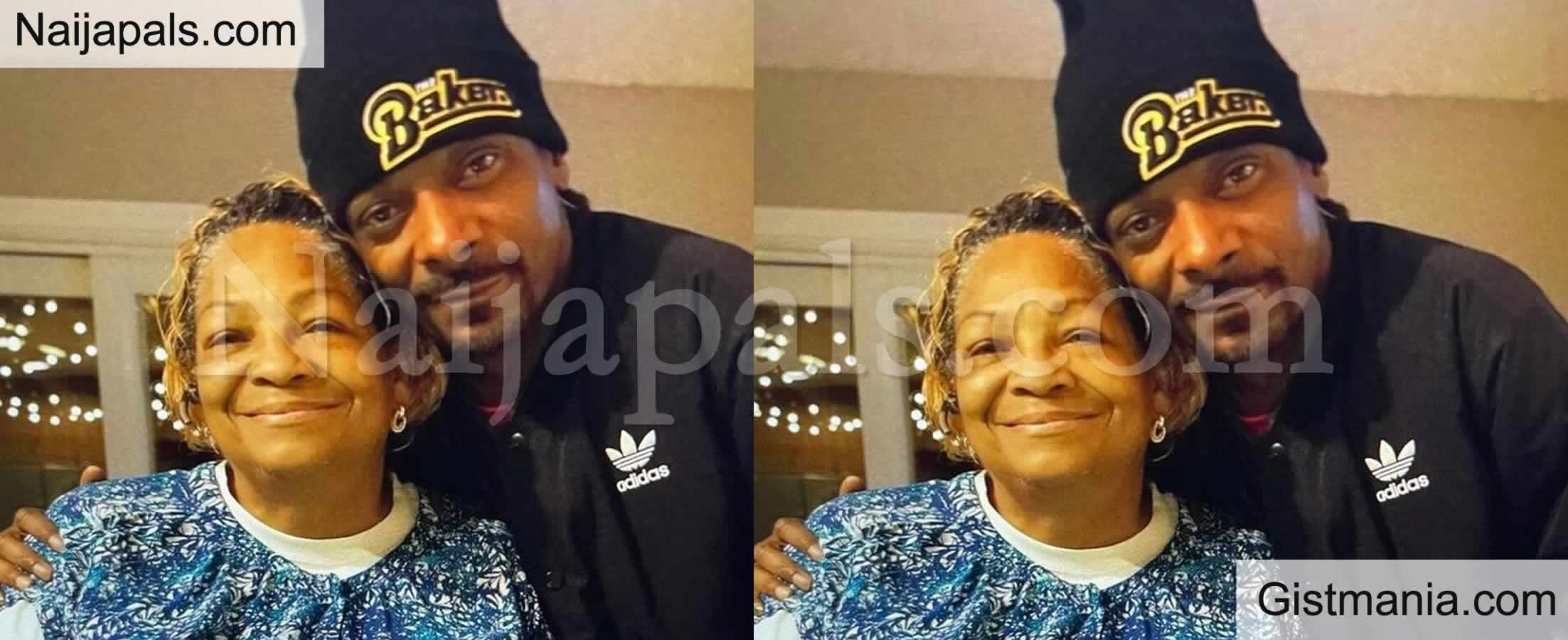 <img alt='.' class='lazyload' data-src='https://img.gistmania.com/emot/comment.gif' /> <b>American Rapper Snoop Dogg Loses Mother To The Cold Hand of Death</b>