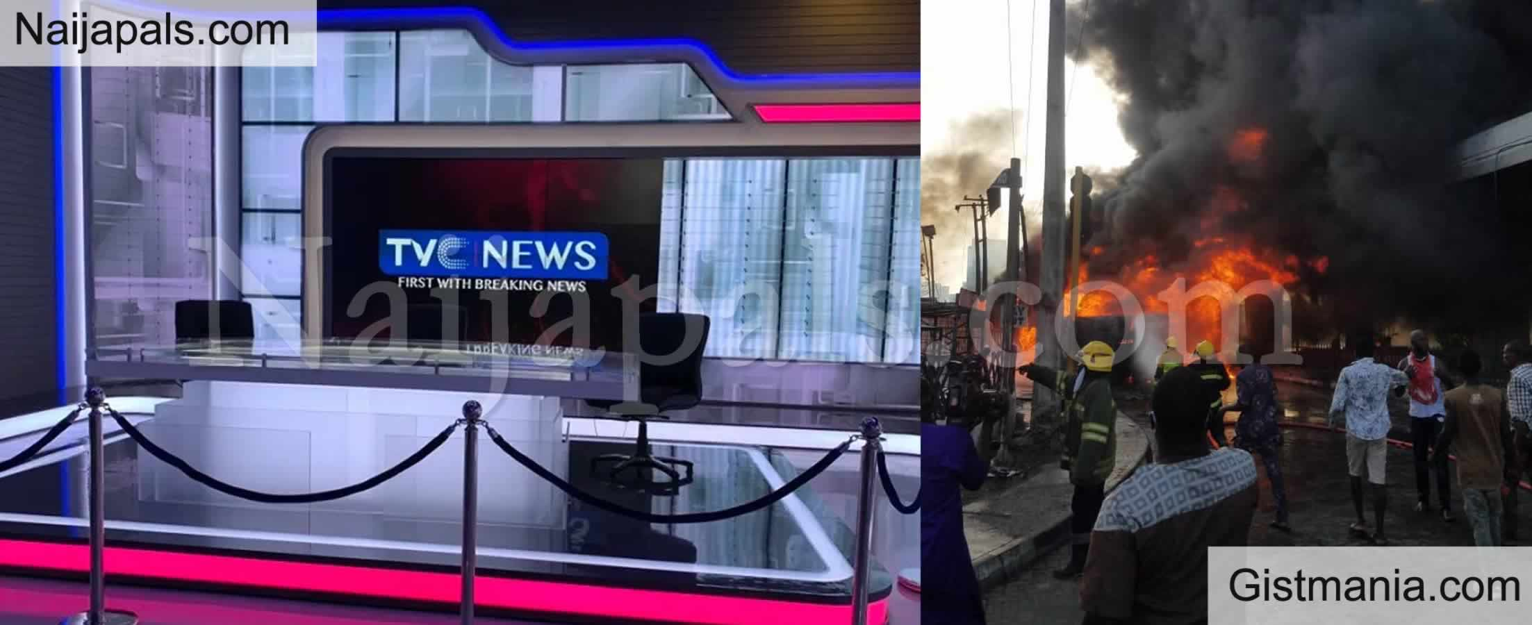 <img alt='.' class='lazyload' data-src='https://img.gistmania.com/emot/smh.gif' /> <b>Over 200 Staff of TV Continental Have Been Rendered Jobless After Attack on Station</b> - Official