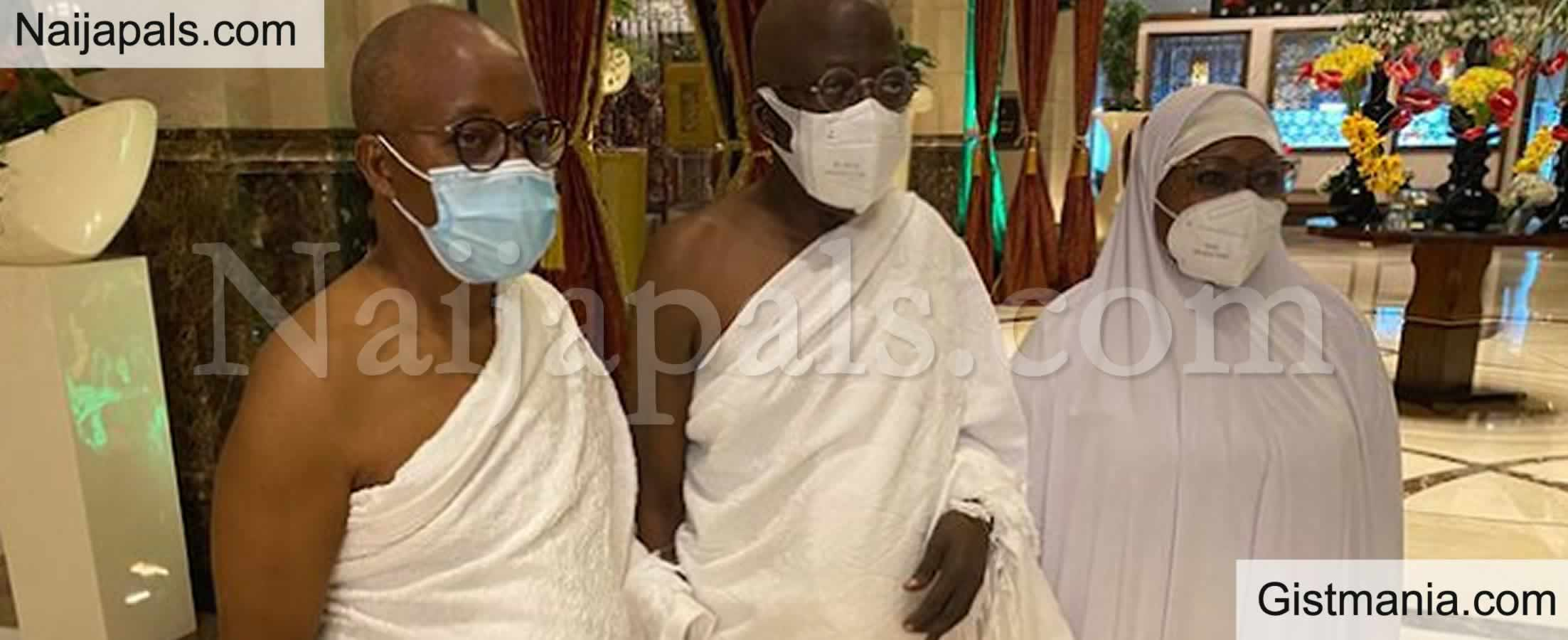 <img alt='.' class='lazyload' data-src='https://img.gistmania.com/emot/photo.png' /> <b>Tinubu, Oyetola and Wife Captured Observing Umrah in Saudi Arabia</b>
