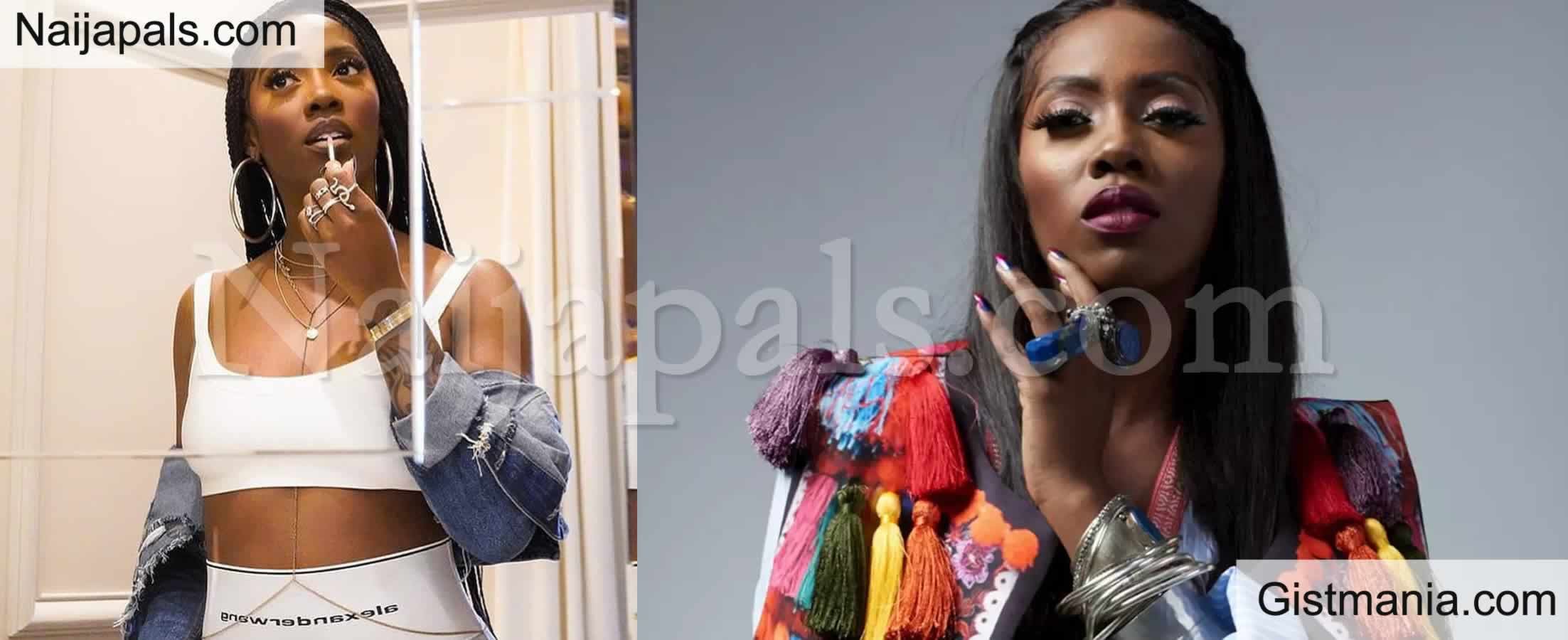"""<img alt='.' class='lazyload' data-src='https://img.gistmania.com/emot/comment.gif' /><b> """"I Changed The Narrative""""</b> – Tiwa Savage Reacts To Reports That Her Sex Tape 'Interview' Was For PR"""