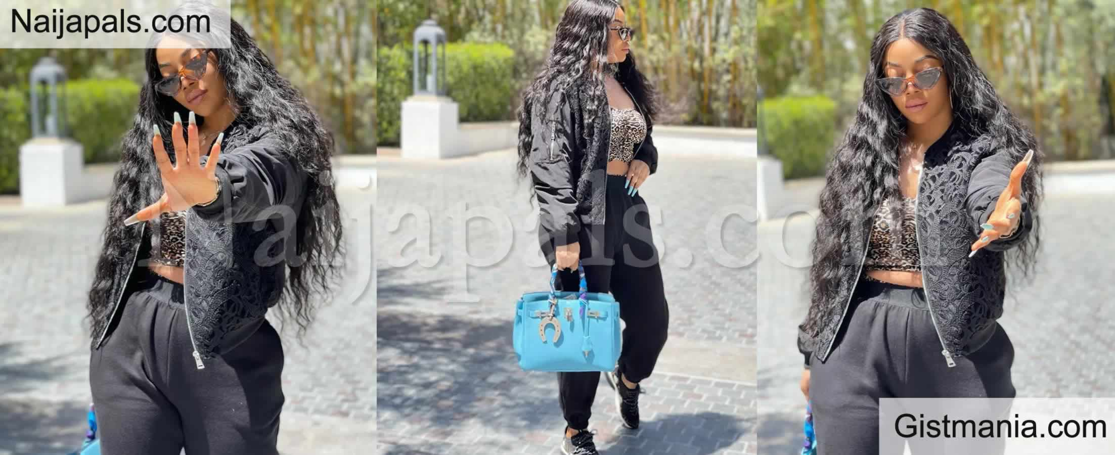 <img alt='.' class='lazyload' data-src='https://img.gistmania.com/emot/photo.png' /><b>Toke Makinwa Is A Whole Fashion Mood On Her Own</b>