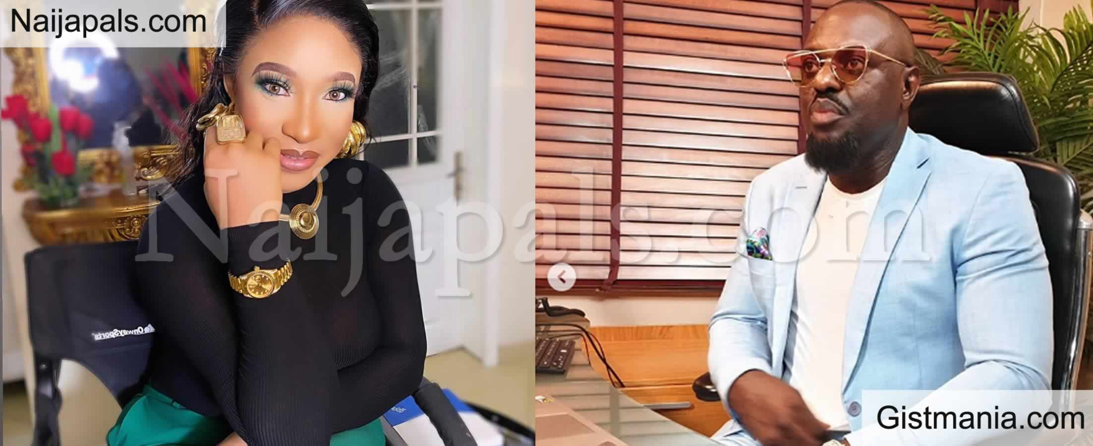<img alt='.' class='lazyload' data-src='https://img.gistmania.com/emot/comment.gif' /> <b>Actress Tonto Dikeh Showers Praises On Jim Iyke On His 44th Birthday</b>