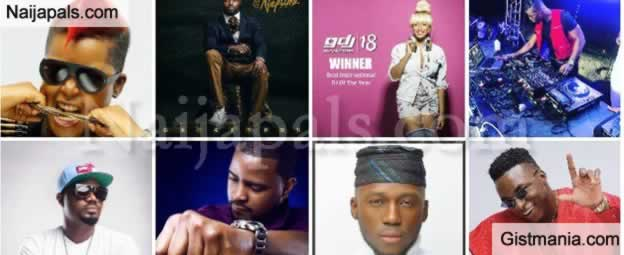 Top 10 Nigeria's Highest Paid DJs In 2018 – See Who Is