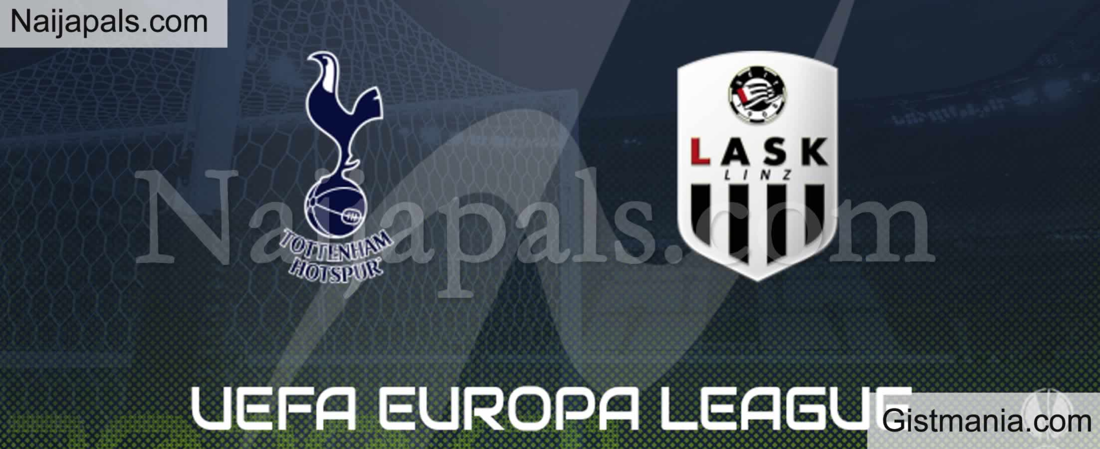 tottenham vs lask - photo #9