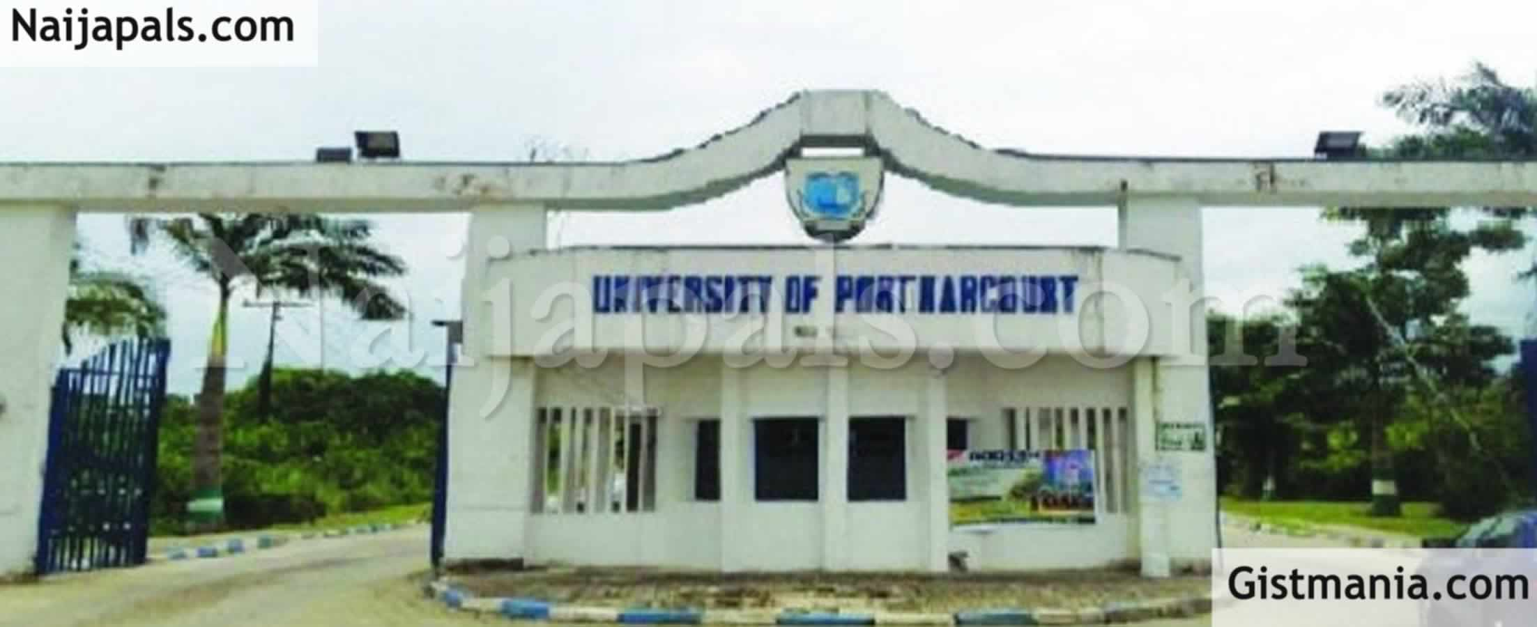 <img alt='.' class='lazyload' data-src='https://img.gistmania.com/emot/news.gif' /> <b>UNIPORT Deputy Vice Chancellor, Prof. Andrew Efemini Dies Two Days After Appointment</b>