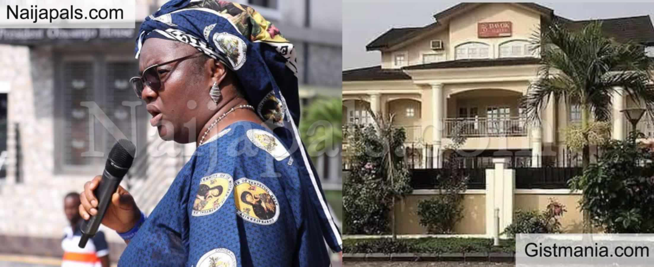 <img alt='.' class='lazyload' data-src='https://img.gistmania.com/emot/comment.gif' /> <b>I Don't Know Who Owns Davok Suits</b> - 1st Lady Of Akwa Ibom, Unoma Akpabio Speaks Out
