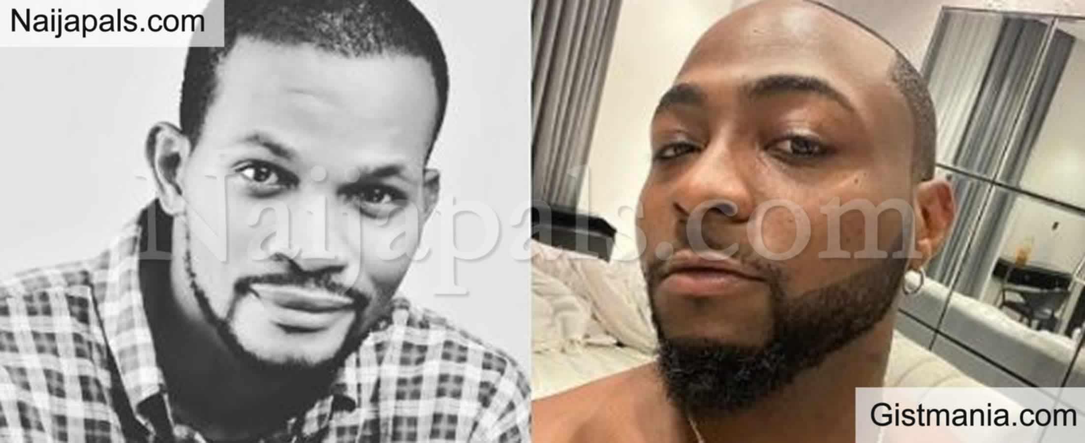 <img alt='.' class='lazyload' data-src='https://img.gistmania.com/emot/comment.gif' /> <b>Uche Maduagwu Comes For Davido, Says He Lied About Buying Rolls Royce</b>