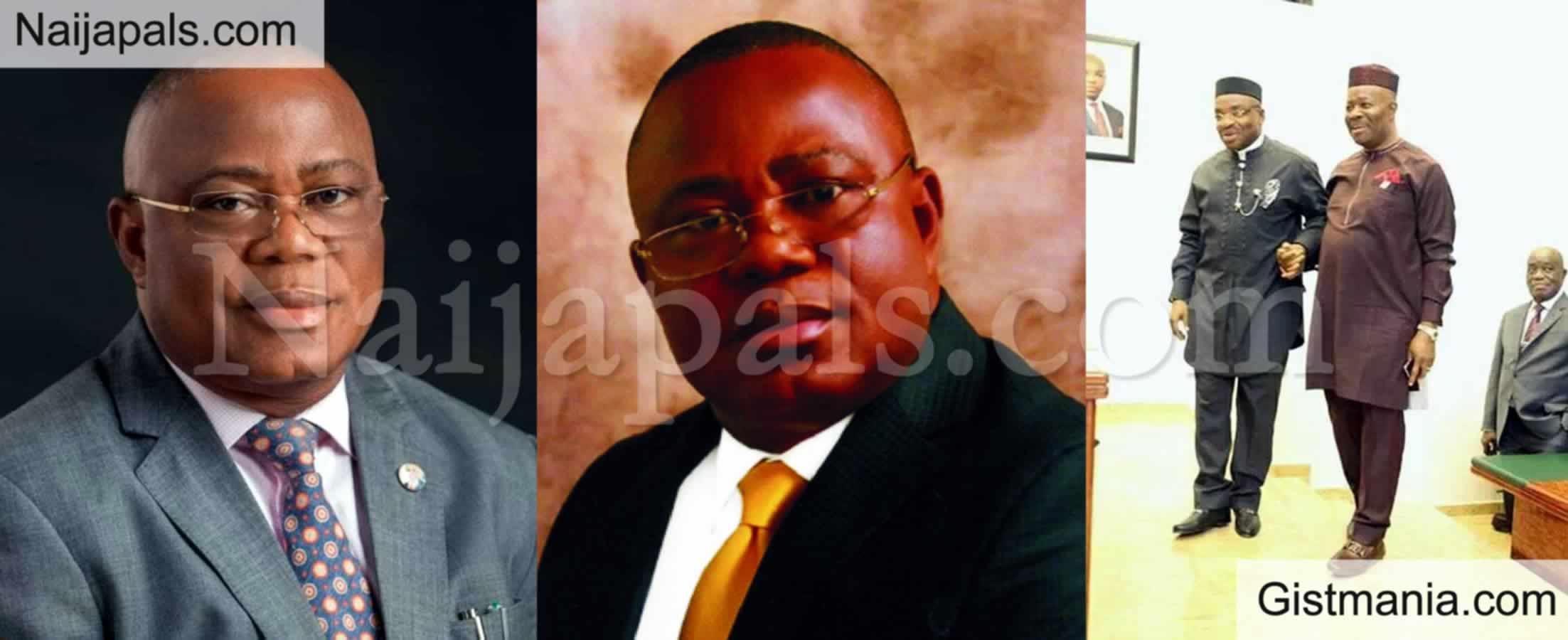 <img alt='.' class='lazyload' data-src='https://img.gistmania.com/emot/news.gif' /> <b>Akwa Ibom PDP Chairman, Udo Ekpenyong Dies From COVID-19</b>