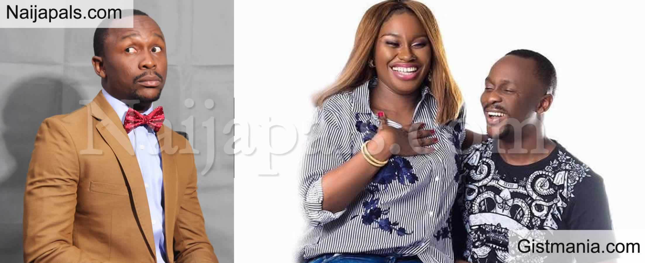 "<img alt='.' class='lazyload' data-src='https://img.gistmania.com/emot/comment.gif' /> <b>""Make Money First Before You Marry Because Women Prefer Money More""</b> - Comedian Ushbebe Advises Men"