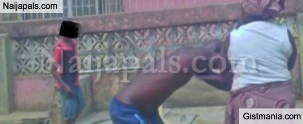 Drama As Brave Woman Wrestles Notorious Armed Robber In