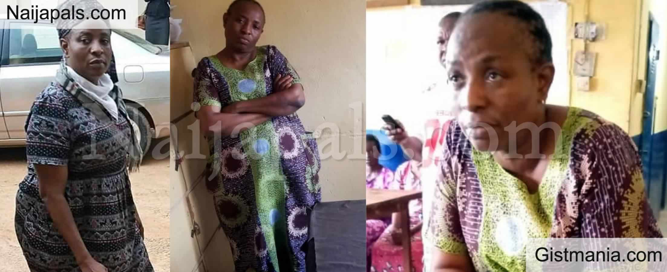 <img alt='.' class='lazyload' data-src='https://img.gistmania.com/emot/photo.png' /> Living Faith Deaconess, <b>Yemi Awolola Pleads Guilty To Child Abuse, Due To Be Sentenced</b>