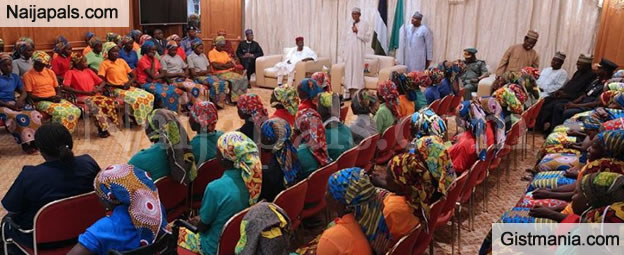 <img alt='.' class='lazyload' data-src='https://img.gistmania.com/emot/news.gif' /> <b>Chibok Community Accuse Pre. Buhari Of Abandoning Project To Rescue Remaining 112 Chibok Girls</b>