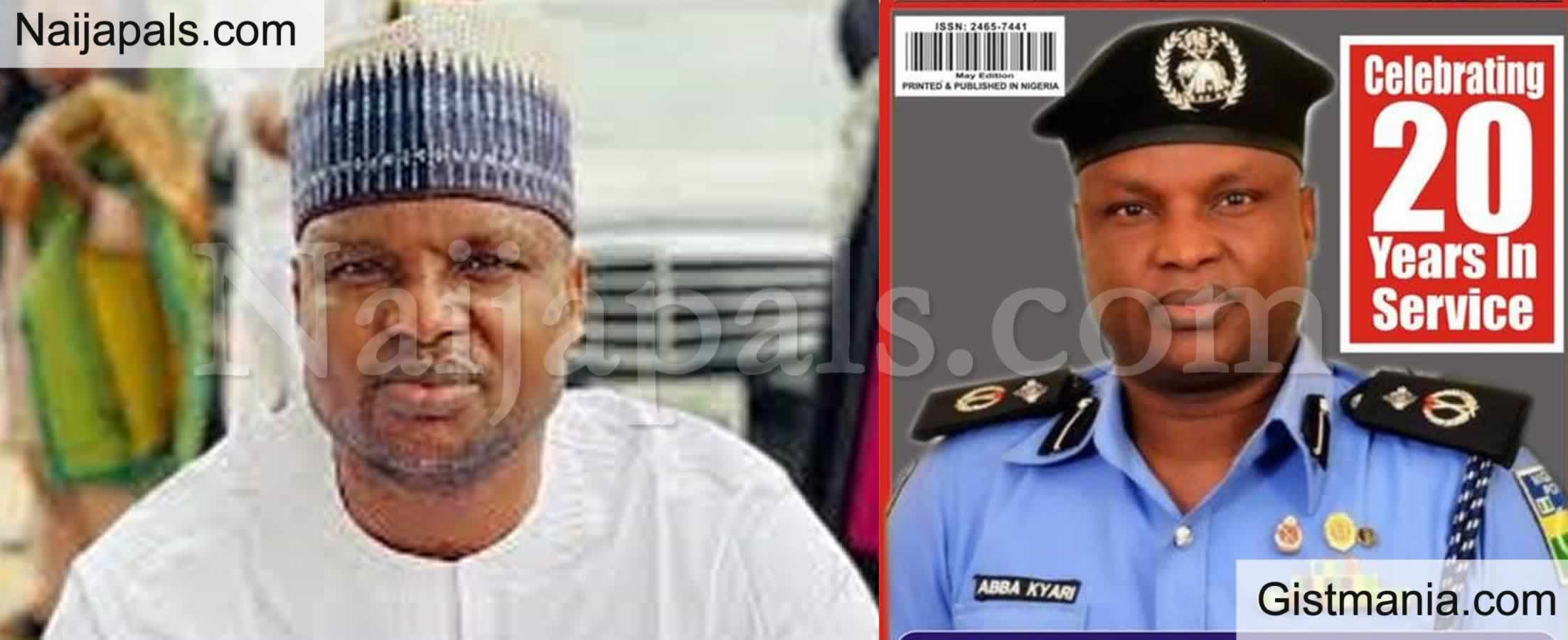 <img alt='.' class='lazyload' data-src='https://img.gistmania.com/emot/smh.gif' /> From Grace To Grass! <b>Check Out DCP Abba Kyari's List Of Achievements Before His Indictment</b>