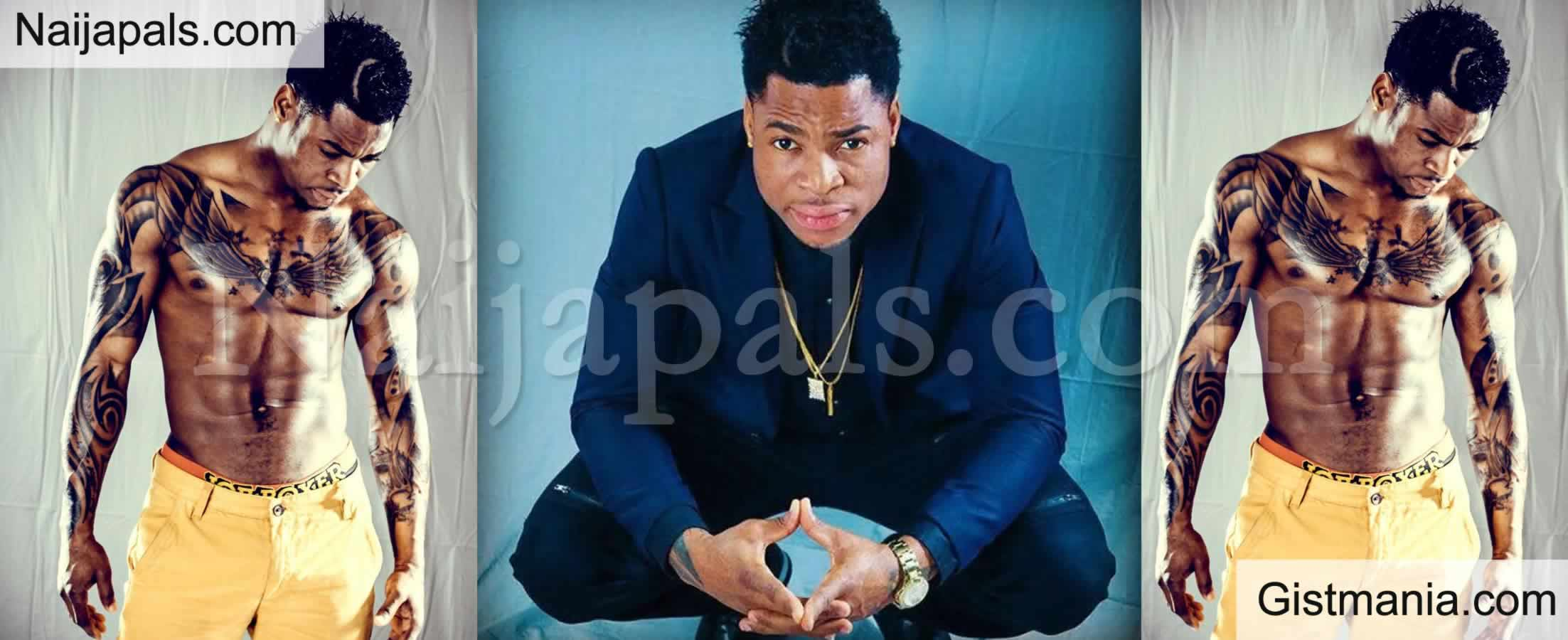 <img alt='.' class='lazyload' data-src='https://img.gistmania.com/emot/photo.png' /> Malaysia Based Nigerian <b>Actor Abey Abimbola Flaunts His Built Body That Attracts Female Fans</b>