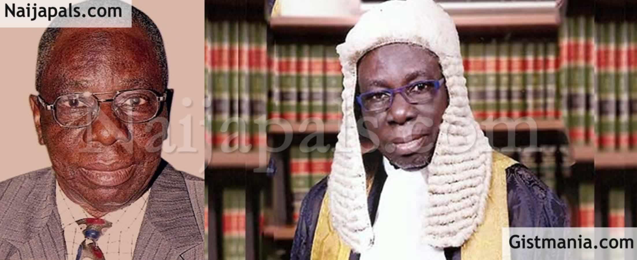 <img alt='.' class='lazyload' data-src='https://img.gistmania.com/emot/news.gif' /> <b>Former Attorney-General Of The Federation & Minister, Abdullahi Ibrahim Dies of COVID-19</b>