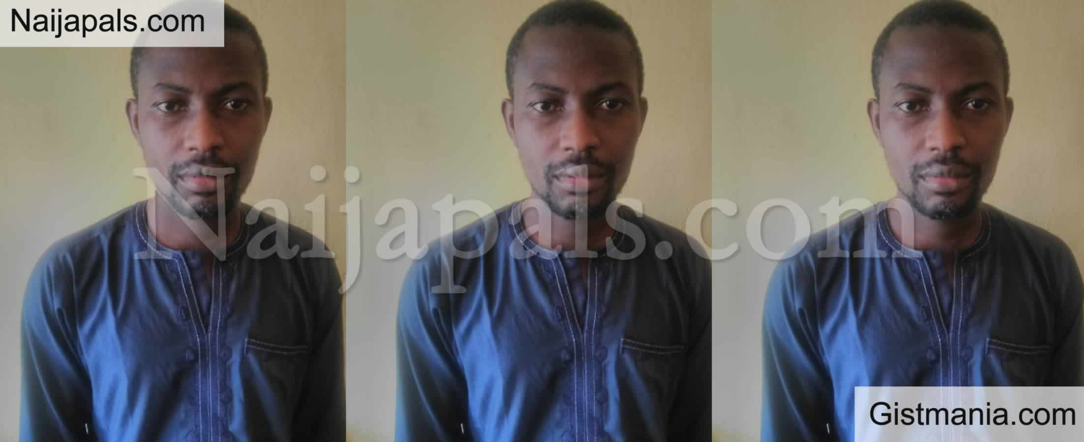 <img alt='.' class='lazyload' data-src='https://img.gistmania.com/emot/comment.gif' /> <b>Police Arrest Man, Abdullah Muhammed Who Snatched 18 Vehicles At Gunpoint In 90 Days</b>
