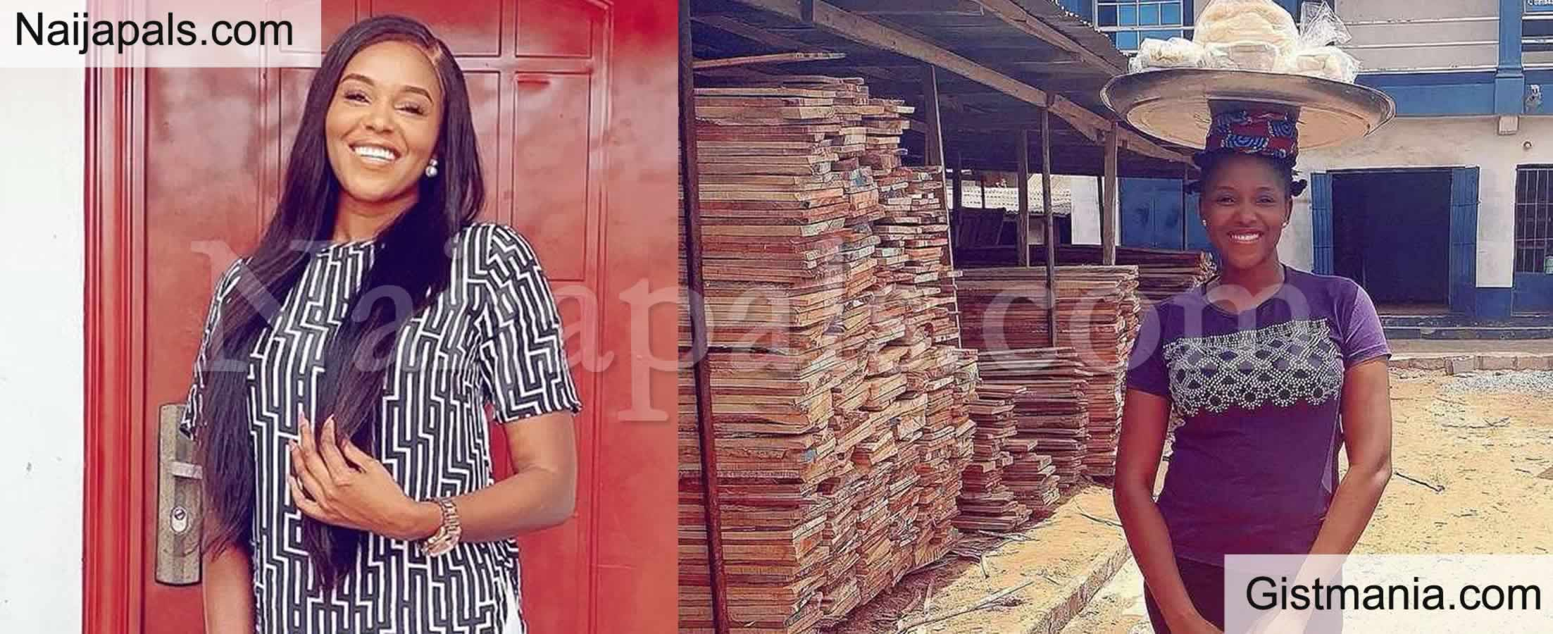 <img alt='.' class='lazyload' data-src='https://img.gistmania.com/emot/comment.gif' /> <b>I Once Hawked Bread To Raise Money For My School Fees</b> - Actress, Abiola Adebayo Reveals