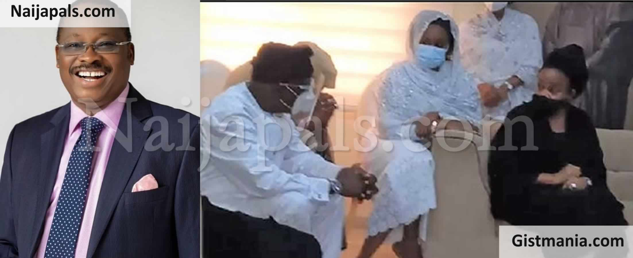 <img alt='.' class='lazyload' data-src='https://img.gistmania.com/emot/comment.gif' /><b> Late Ex Gov. Ajimobi Misses Her Husband Love As She Advises Nigerians To Forgive, Share Love</b>