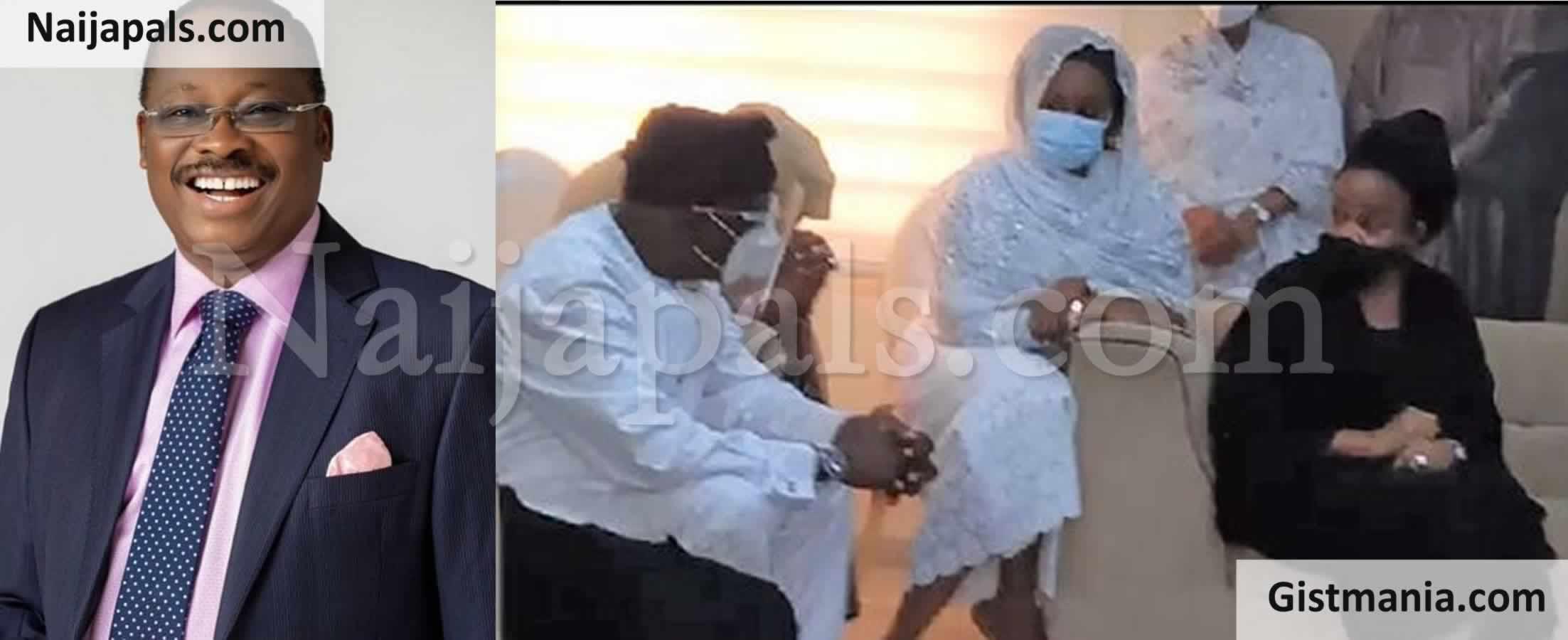 <img alt='.' class='lazyload' data-src='https://img.gistmania.com/emot/comment.gif' /><b> Late Ex Gov. Ajimobi Misses Her Husband Love As She Advises Nigerians To Forgive, Share Love</b>