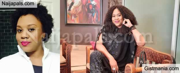 <img alt='.' class='lazyload' data-src='https://img.gistmania.com/emot/comment.gif' /> Actress, <b>Stella Damasus Dragged For Starting A Women Prayer Group 'Soldiers in Red Lipstick'</b>