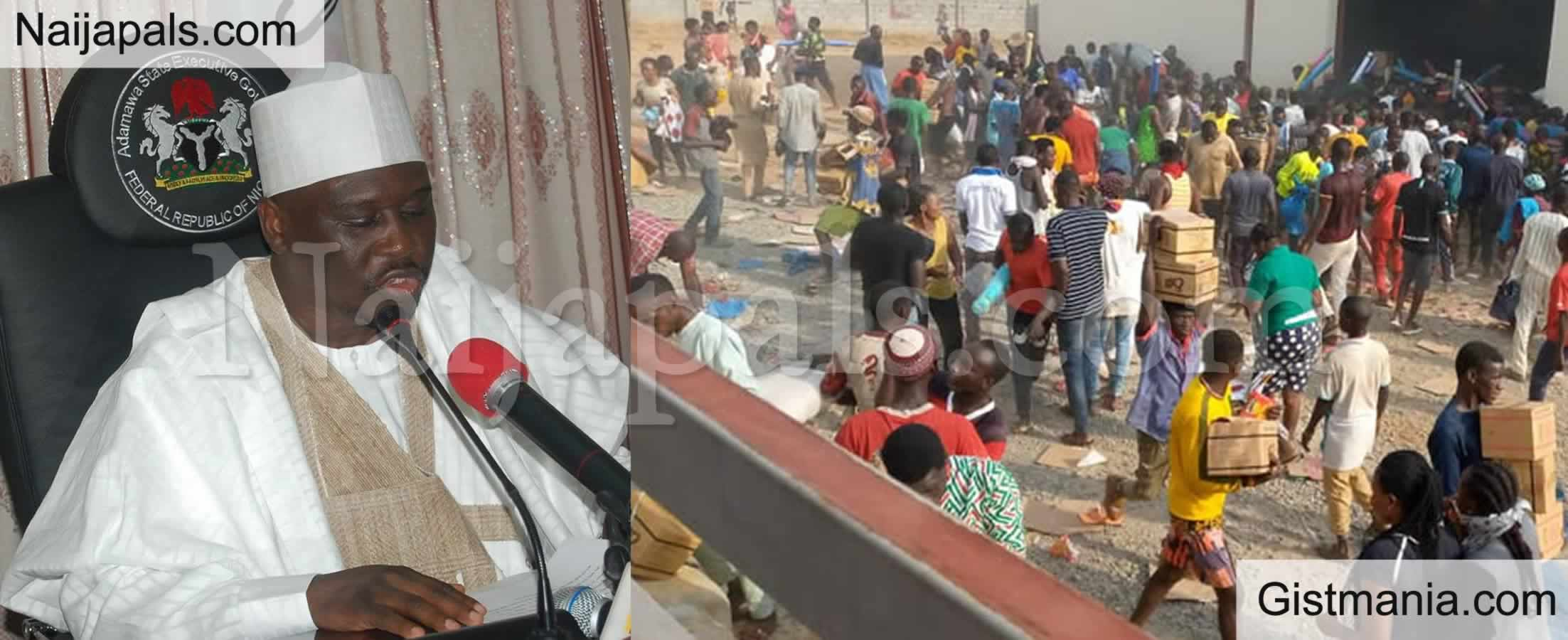 <img alt='.' class='lazyload' data-src='https://img.gistmania.com/emot/comment.gif' /> <b>Adamawa Gov, Fintiri Vows To Demolish Houses That Contain Looted Items As He Begins Search</b>