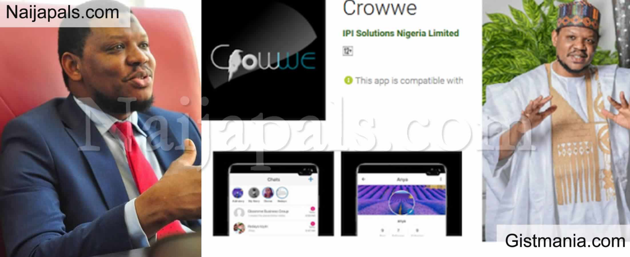 <img alt='.' class='lazyload' data-src='https://img.gistmania.com/emot/comment.gif' /> A Bug Was Identified - <b>Adamu Garba Reacts to Google Deleting His Crowwe App From Play Store</b>