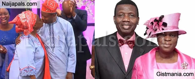 """I Will Kill Anybody Who Dares Touch My Wife""""- RCCG General Overseer"""