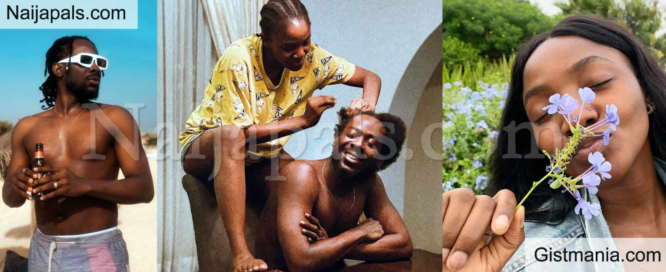 <img alt='.' class='lazyload' data-src='https://img.gistmania.com/emot/cake.png' /><b>Simi Pens Heartfelt Birthday Message To Her Hubby Adekunle Gold</b>