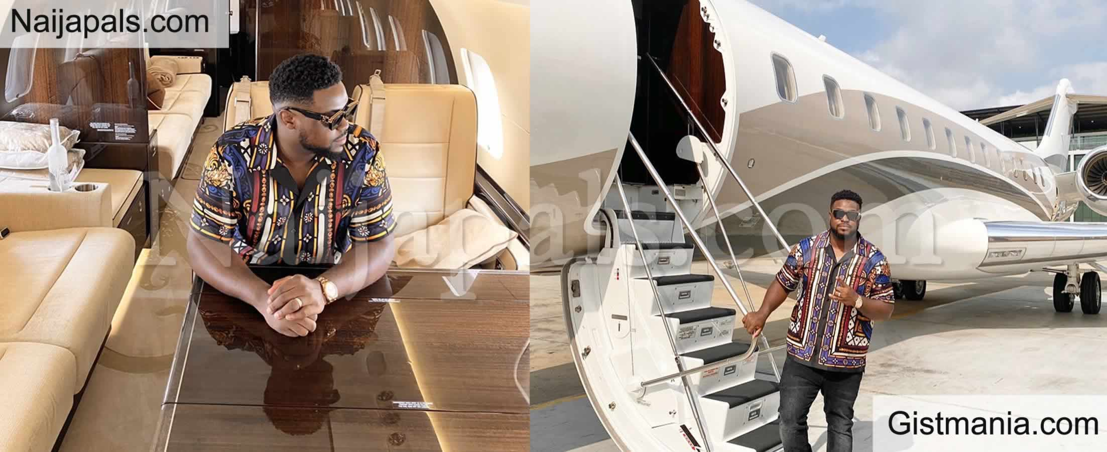 <img alt='.' class='lazyload' data-src='https://img.gistmania.com/emot/comment.gif' /> <b>Davido's Family, The Adeleke's Acquires New Private Jet</b>