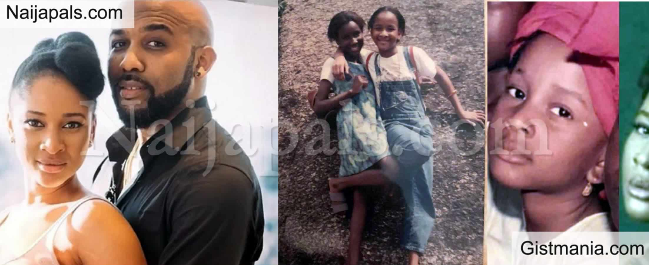 <img alt='.' class='lazyload' data-src='https://img.gistmania.com/emot/photo.png' /> Your Beauty Is Timeless! <b>Nigeria Rapper, Banky W Gushes Over Ageless Beauty Of His Wife, Adesua</b>