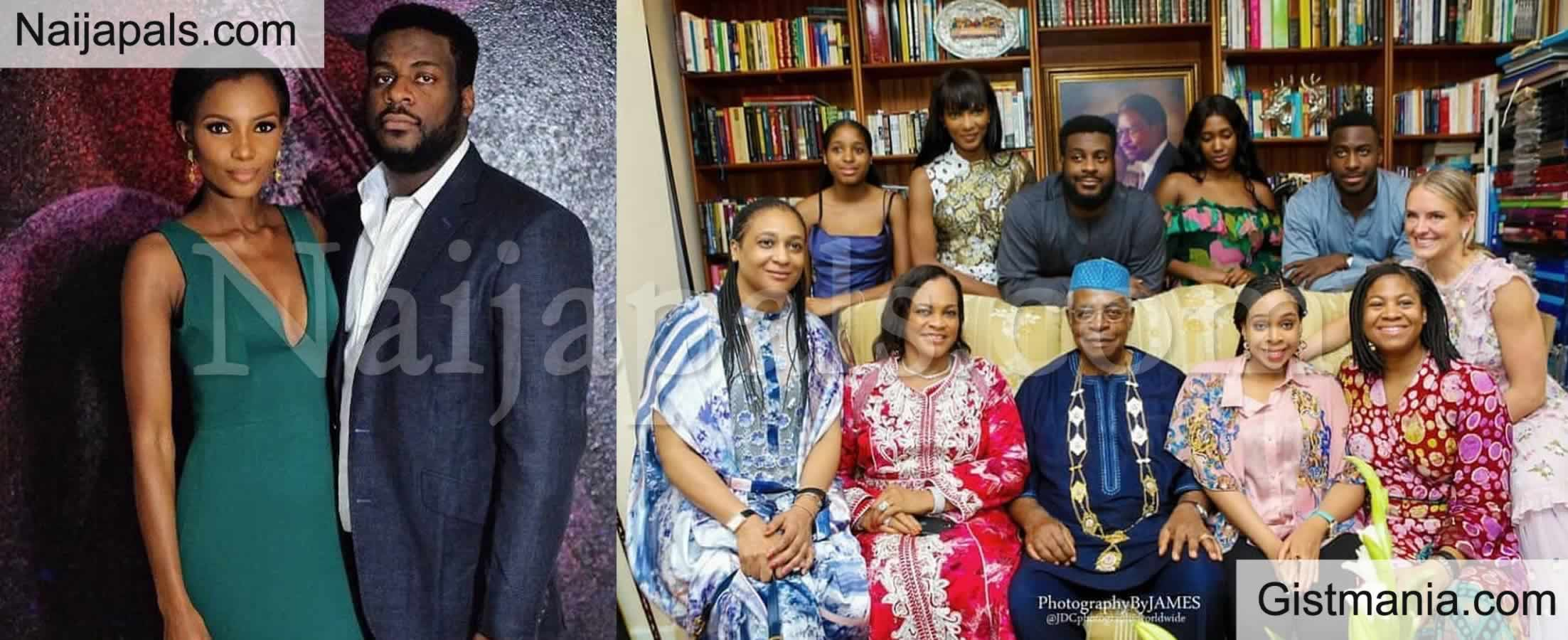 <img alt='.' class='lazyload' data-src='https://img.gistmania.com/emot/photo.png' /> Photo: <b>Former Miss World, Agbani Darego Pictured With Her In-laws, The Danjumas</b>