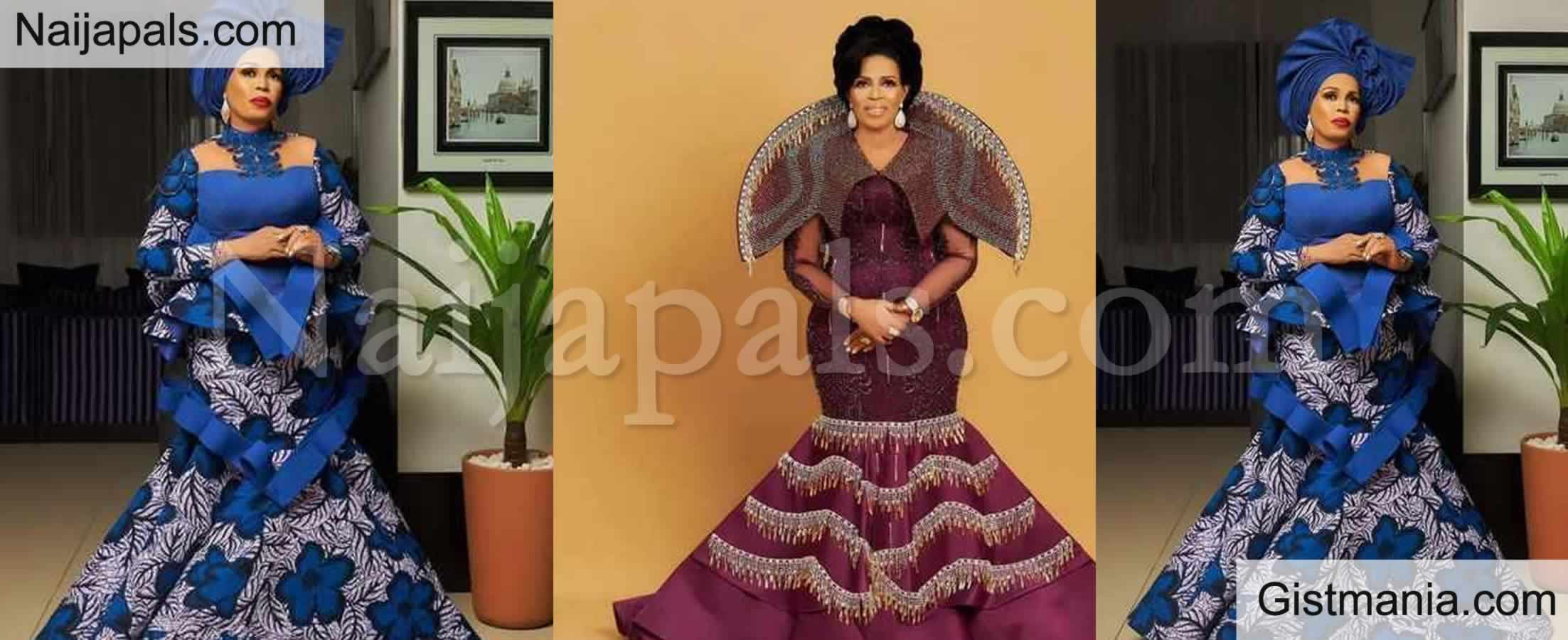 <img alt='.' class='lazyload' data-src='https://img.gistmania.com/emot/comment.gif' /> Yoruba Actress, <b>Lola Idije Looks Young & Lovely As She Celebrates Her 61 Birthday In Style</b>