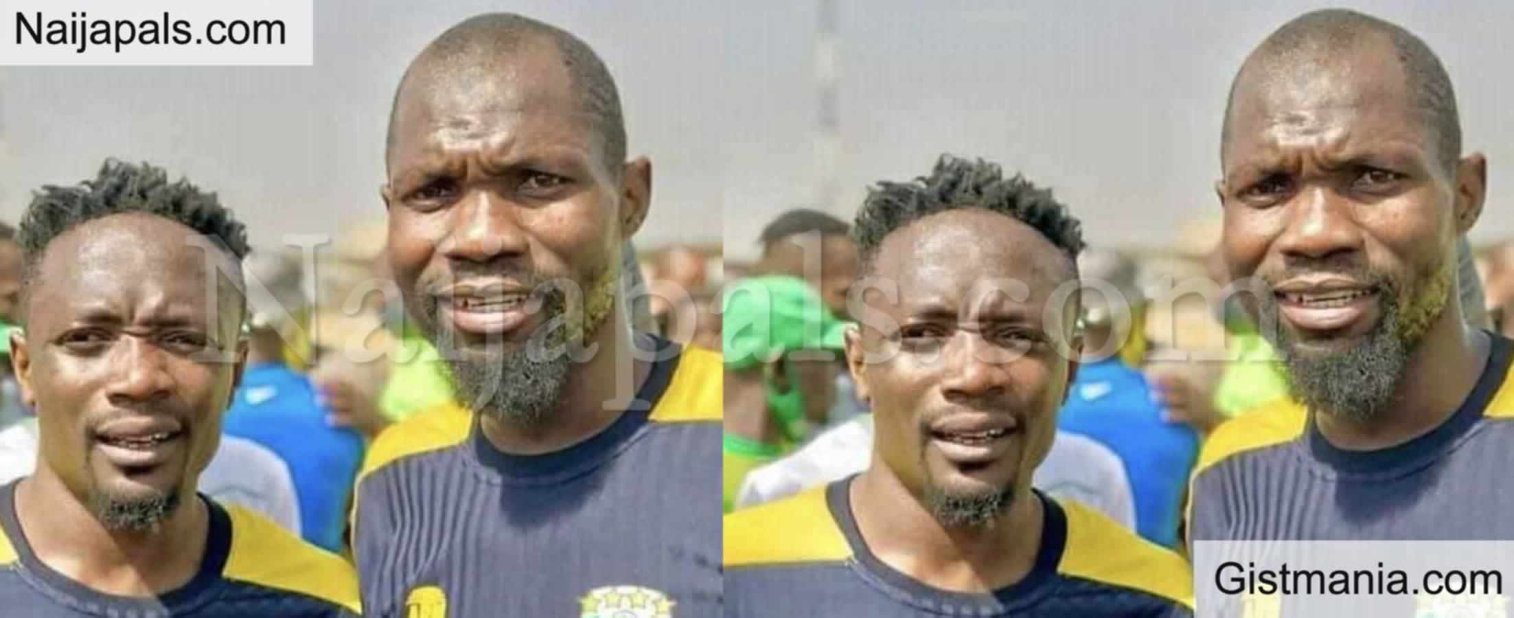 <img alt='.' class='lazyload' data-src='https://img.gistmania.com/emot/grin.gif' /> <b>See 25 Year Old Abdullahi Musa And 28 Year Old Ahmed Musa In Training For Kano Pillars </b>