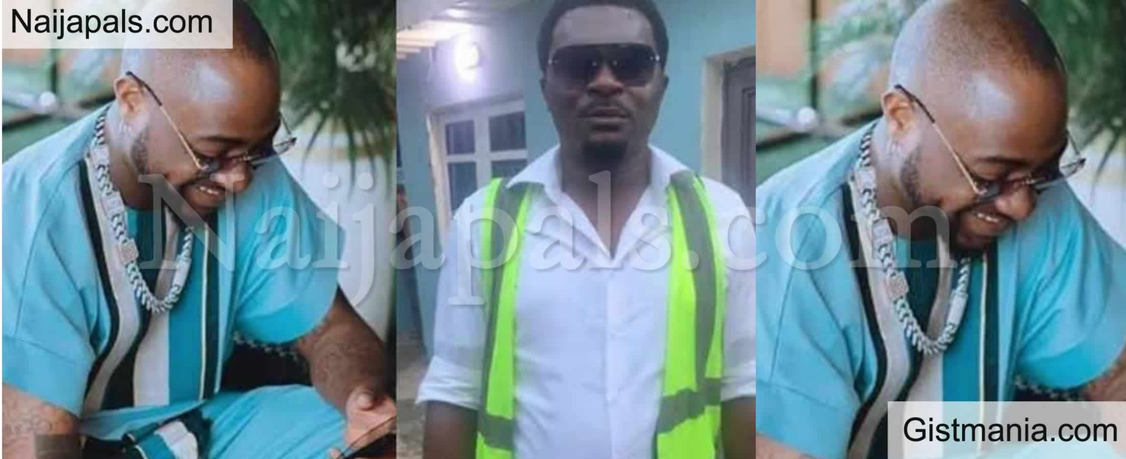 <img alt='.' class='lazyload' data-src='https://img.gistmania.com/emot/comment.gif' /> <b>Good Samaritan Surprises An Airport Official With N200k After He Lost His Job Because Of Davido</b>