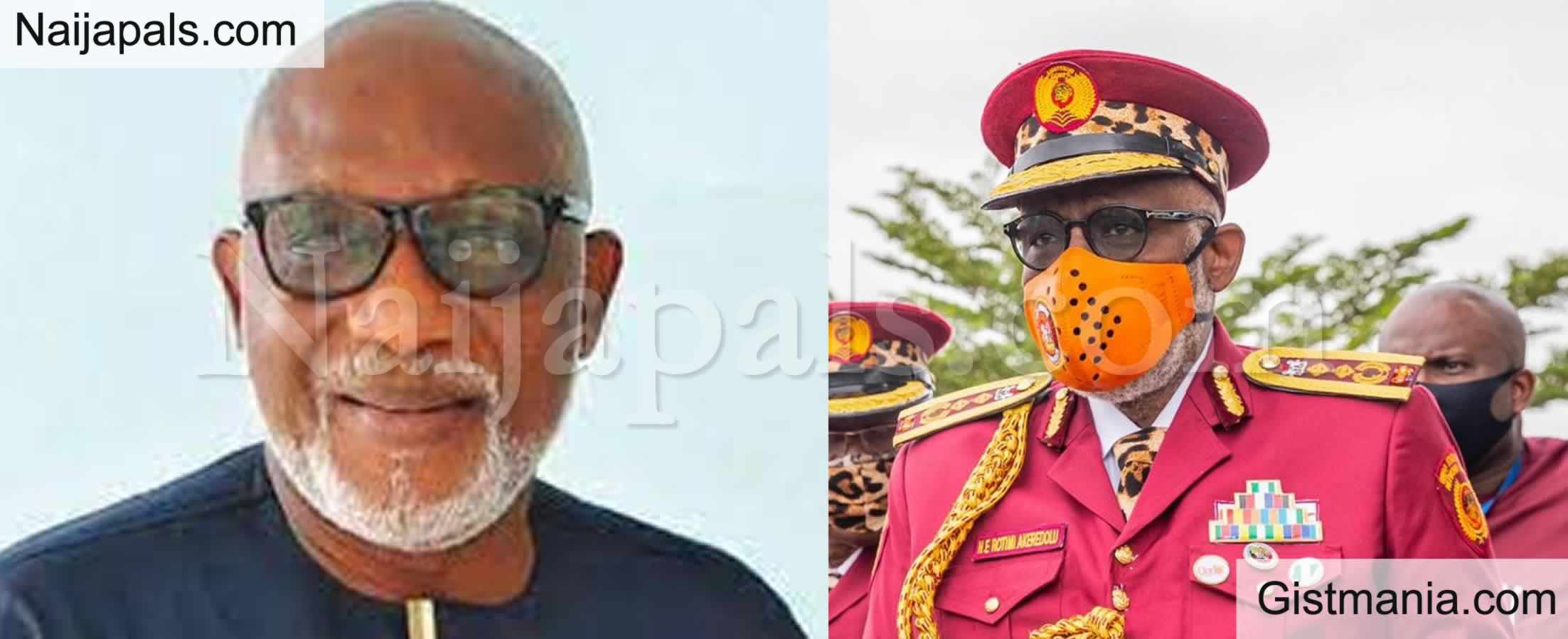 <img alt='.' class='lazyload' data-src='https://img.gistmania.com/emot/comment.gif' /> 2023:<b> South Won't Support Any Party That Fields Northern Candidate</b> – Ondo State Gov. Akeredolu