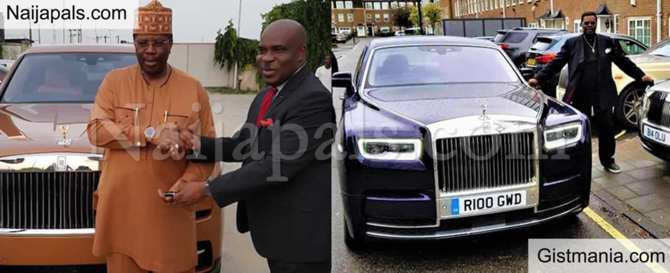 <img alt='.' class='lazyload' data-src='https://img.gistmania.com/emot/news.gif' /><b> Late Billionaire Bolu Akin-Olugbade's Rolls Royce is Up For Sale</b>