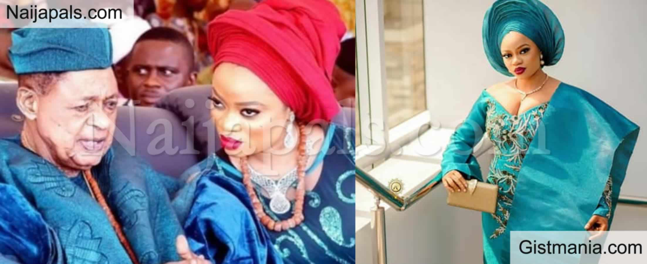 <img alt='.' class='lazyload' data-src='https://img.gistmania.com/emot/comment.gif' /> <b>One Of The Ex-Wives Of Alaafin Of Oyo Is Set To Wed</b>
