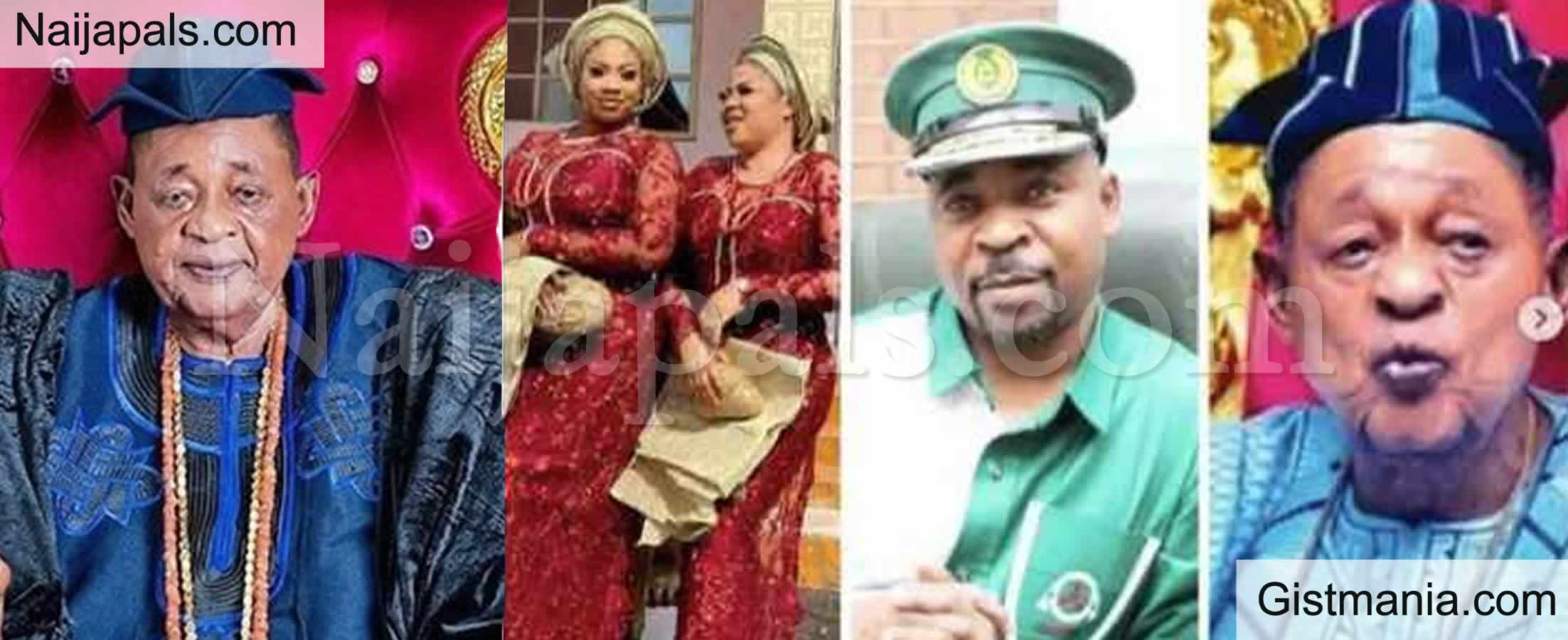 <img alt='.' class='lazyload' data-src='https://img.gistmania.com/emot/comment.gif' /> <b>Alaafin of Oyo, Oba Adeyemi Reportedly Dumps Two of His Queens, Set to Marry New Wives</b>