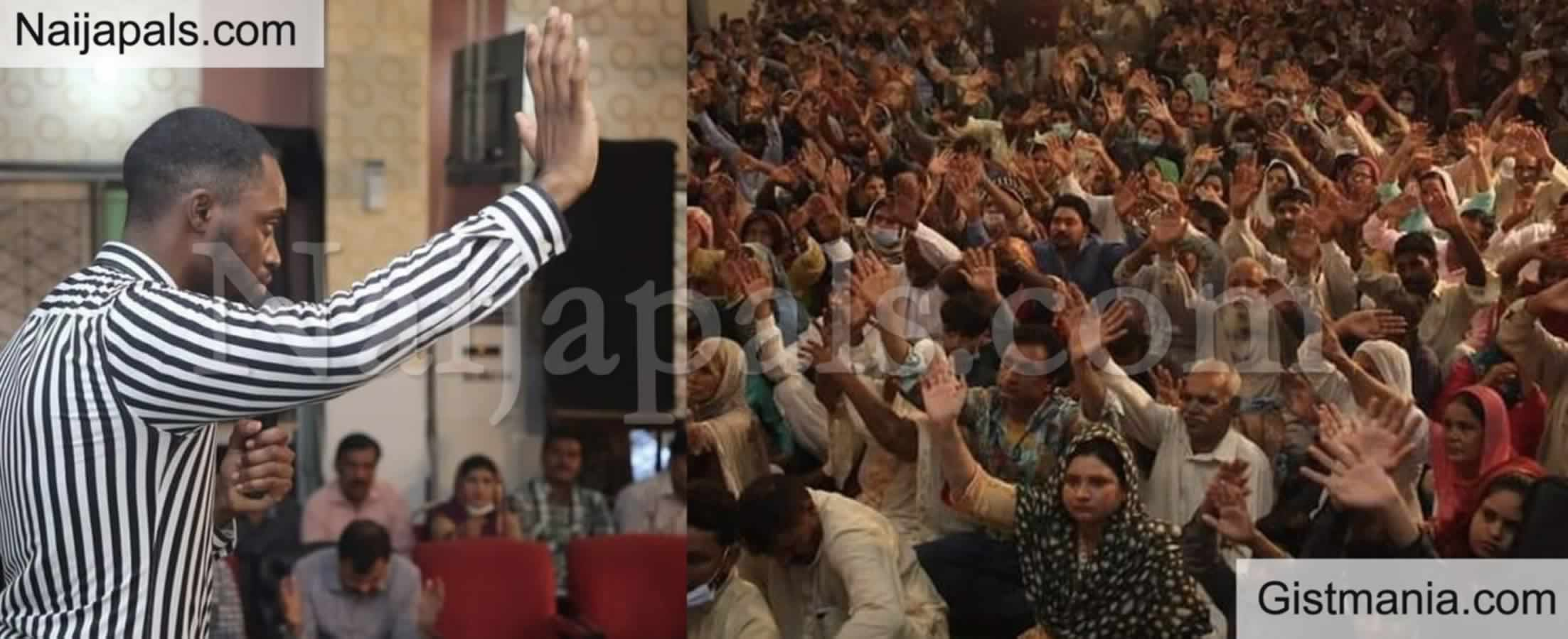 <img alt='.' class='lazyload' data-src='https://img.gistmania.com/emot/thumbs_up.gif' /> <b>29 Year Old Alberto Mvila Risks Life To Hold Crusade In Pakistan, Wins 16000 People For Christ</b>