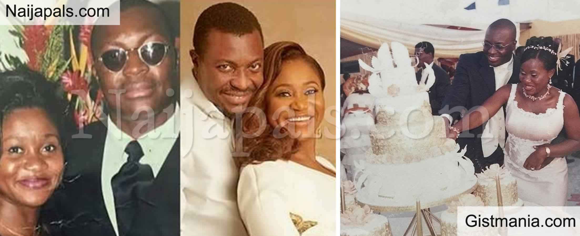<img alt='.' class='lazyload' data-src='https://img.gistmania.com/emot/love.gif' /><b>Comedian Alibaba And Wife Celebrate 15th Wedding Anniversary</b>