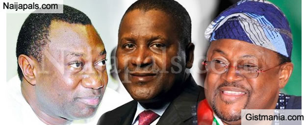 Aliko Dangote Remains The Richest Man As Forbes Releases