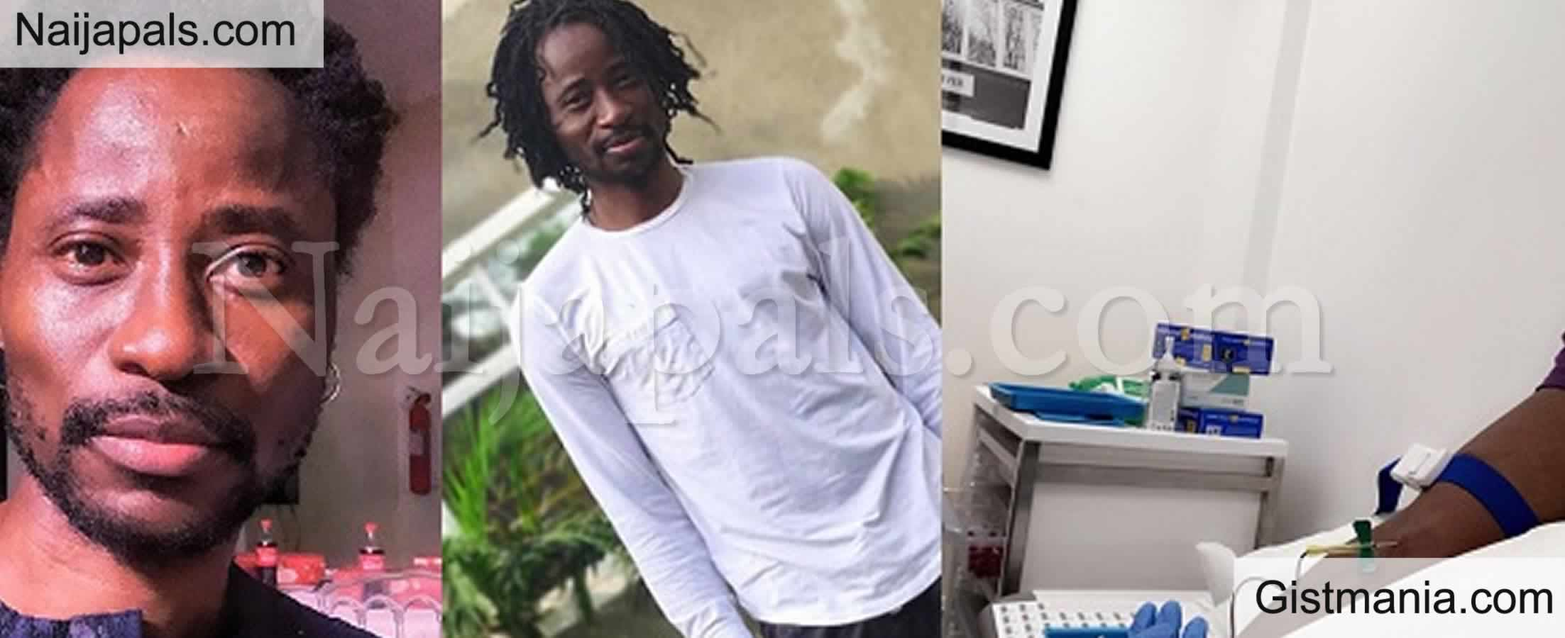 <img alt='.' class='lazyload' data-src='https://img.gistmania.com/emot/comment.gif' /><b> Gay Rights Activist, Bisi Alimi Marks 16yrs of Living With HIV</b> Says The Virus No Longer Scary