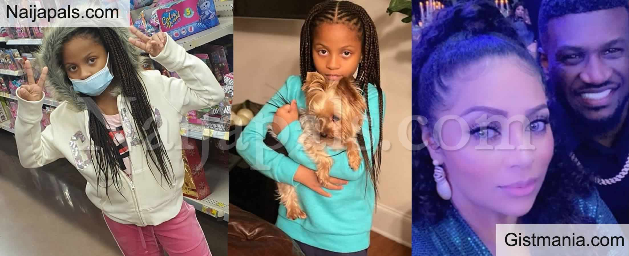 <img alt='.' class='lazyload' data-src='https://img.gistmania.com/emot/comment.gif' /> <b>Peter Okoye And Lola Omotayo-Okoye's Daughter, Aliona Turns 8 in Style</b> (Photos)