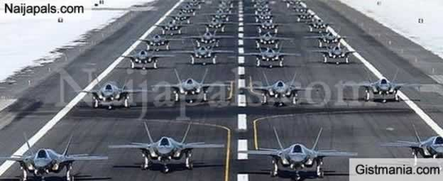 <img alt='.' class='lazyload' data-src='https://img.gistmania.com/emot/comment.gif' /> <b>FG Orders 12 Additional Fighter Jets Over Insecurity</b>