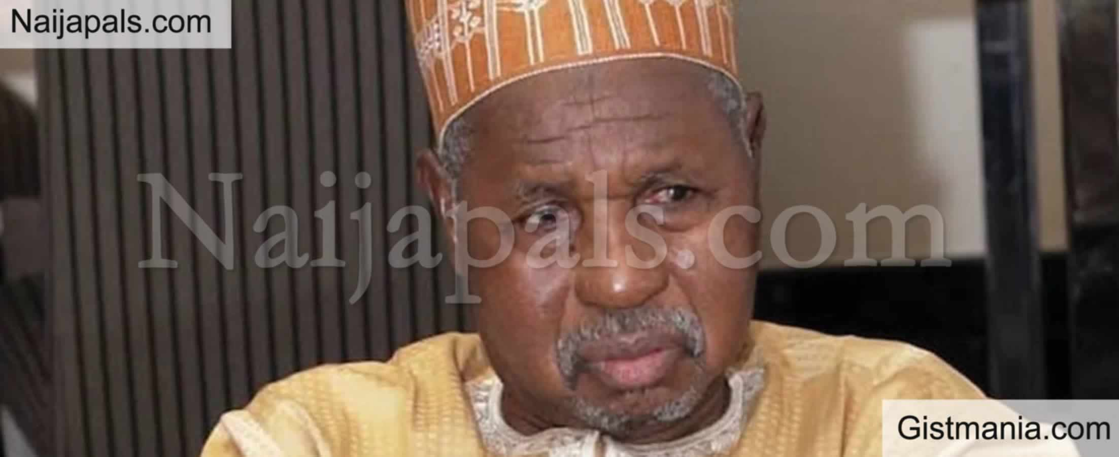 "<img alt='.' class='lazyload' data-src='https://img.gistmania.com/emot/shocked.gif' /> <b>""Buhari Hasn't Failed Us Rather He Has Tolerated Us""</b> — Katsina State Governor, Bello Masari"